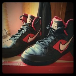 Nike Air Forces 82's high tops